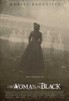 The Woman in Black (movie poster) Wall Poster