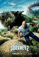 "Journey 2: The Mysterious Island - 11"" x 17"""