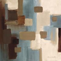 "Patches I by Lanie Loreth - 18"" x 18"" - $15.49"