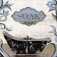 Soak Fine Art Print
