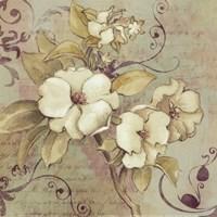 """Sweet Fragrance I by Lanie Loreth - 12"""" x 12"""" - $9.99"""