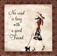 "Good Friend by Gina Ritter - 6"" x 6"" - $9.99"