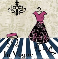 In Vogue Fine Art Print