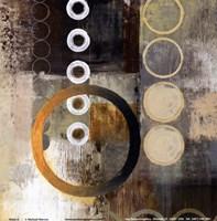 "Liberate Square II by Michael Marcon - 6"" x 6"", FulcrumGallery.com brand"