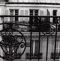 Paris Hotel II Fine Art Print