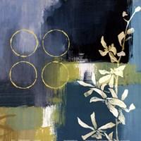 """Mediterranean Floral I by Lanie Loreth - 12"""" x 12"""" - $9.99"""