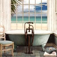 Oceanview I Fine Art Print