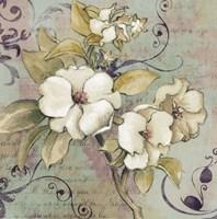 """Sweet Fragrance I by Lanie Loreth - 18"""" x 18"""" - $15.49"""