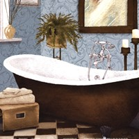 Afternoon Bath II Fine Art Print