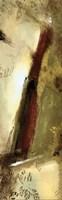 """Gold Morning II by Lanie Loreth - 6"""" x 18"""""""