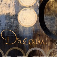 Dream (Blue) Fine Art Print