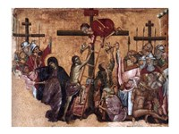 Christ Crucified Fine Art Print