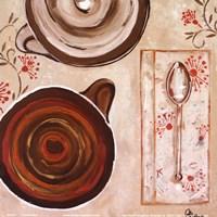 Morning Java I Fine Art Print
