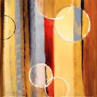 "Orbiting  Moons III by Lanie Loreth - 12"" x 12"""