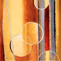 """Orbiting Moons IV by Lanie Loreth - 12"""" x 12"""""""