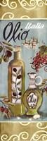 Olives On Beige I Fine Art Print