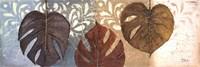 "Balazo Trio II by Patricia Pinto - 36"" x 12"", FulcrumGallery.com brand"