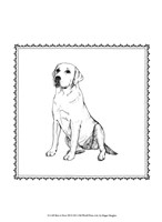 """Best in Show XII by Megan Meagher - 10"""" x 13"""", FulcrumGallery.com brand"""
