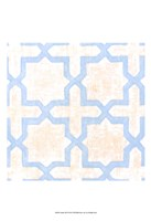 "Garden Tile I by Chariklia Zarris - 13"" x 19"" - $12.99"