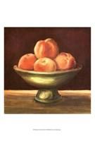 Rustic Fruit Bowl I Fine Art Print