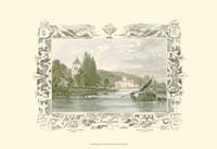 Bisham Abbey Fine Art Print
