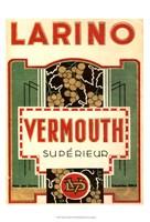"Larino Vermouth - 13"" x 19"" - $12.99"