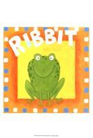 Ribbit Fine Art Print