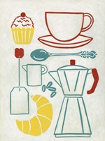 Sunday Brunch Fine Art Print