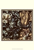 Fanciful Floral II Framed Print
