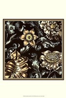 Fanciful Floral III Framed Print