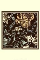 Fanciful Floral IV Framed Print
