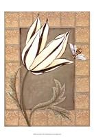 "13"" x 19"" White Tulips"