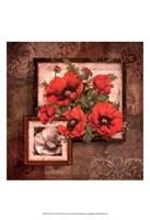 "A Flower's Secret by Janet Stever - 13"" x 19"", FulcrumGallery.com brand"