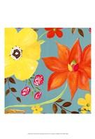 Flower Festival I Fine Art Print