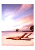 "Beside the Sea I by Noah Bay - 13"" x 19"""