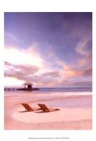 """Beside the Sea II by Noah Bay - 13"""" x 19"""""""