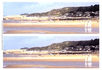 2-Up Sunlit Sands III Fine Art Print