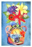 Annapolis Bouquet Fine Art Print