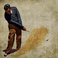 Vintage Sports I Fine Art Print