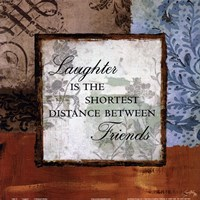 Laughter Fine Art Print