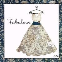 "Fabulous by Elizabeth Medley - 12"" x 12"""