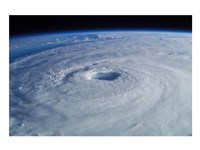 Hurricane Isabel, as seen from the International Space Station - various sizes