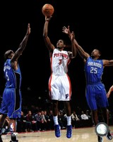 Brandon Knight 2011-12 Action Fine Art Print