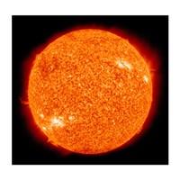 The Sun Fine Art Print