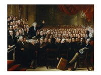 The Anti-Slavery Society Convention, 1840, 1840 - various sizes