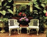 opulent garden III Fine Art Print