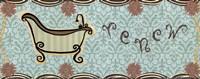 "Renew by Rebecca Lyon - 20"" x 8"", FulcrumGallery.com brand"
