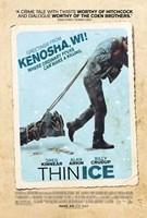 "Thin Ice - 11"" x 17"" - $15.49"