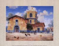 Missionary Fine Art Print