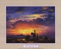 Western Landscape Fine Art Print